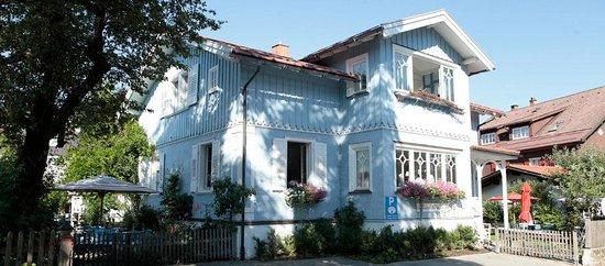 Cafe Blaues Haus Oberstaufen Restaurant Bewertungen