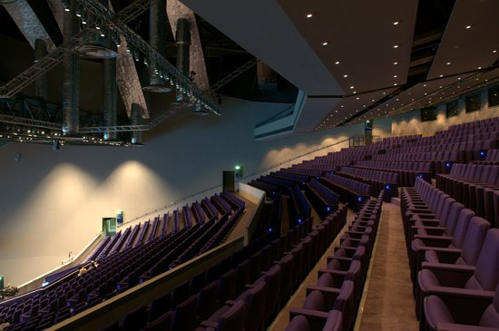 The Scottish Exhibition and Conference Centre
