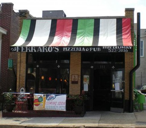 Foto de Ferraro's Pizzeria and Pub