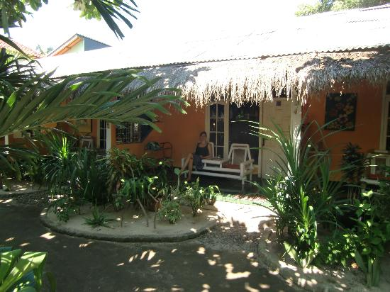 Rumah Kundun: our terrace