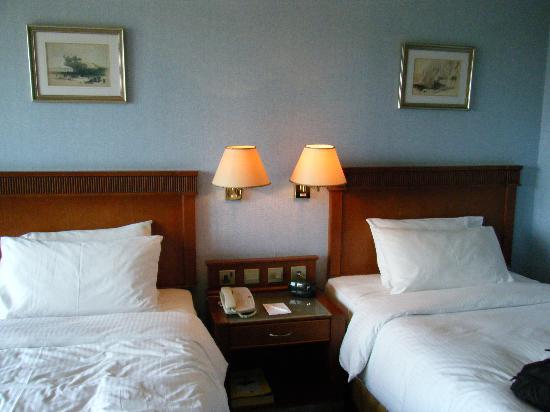 Riviera Hotel: room