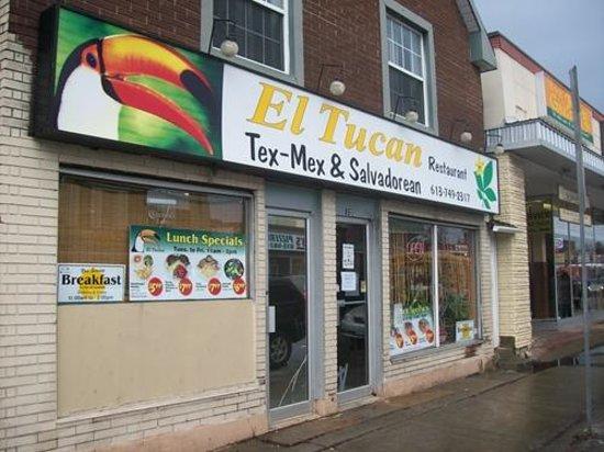 Mexican Food Montreal Road Ottawa