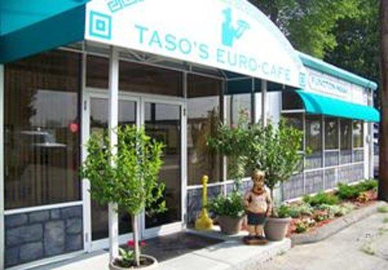 Tasos Euro Cafe Norwood Menu Prices Amp Restaurant