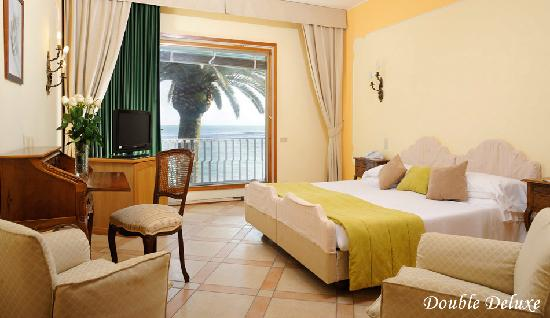 Hotel Maga Circe: deluxe double room