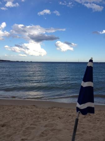 pascalin plage : Un magnifique début de Septembre !!