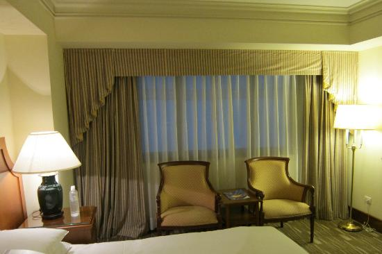 Imperial Hotel Taipei: ゆったりと落ち着いてくつろげました