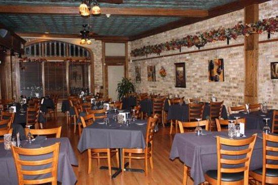 Dockers Restaurant Fox Lake Menu