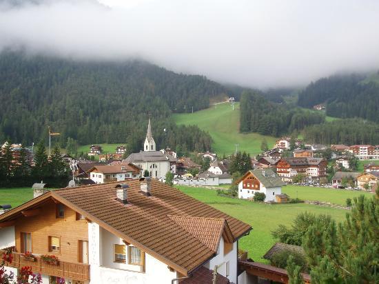 Residence Garni Rautal: Panorama dalla mansarda!