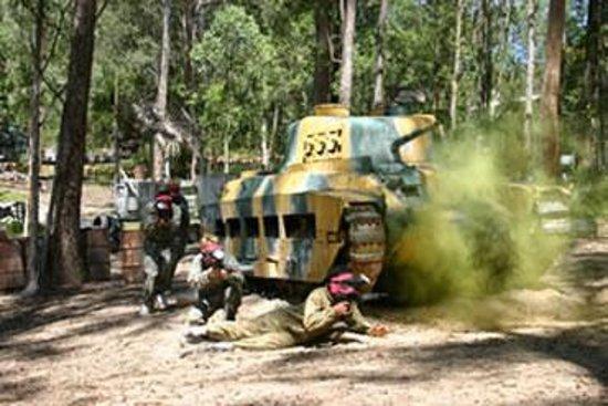 Skirmish Gold Coast Paintball HQ