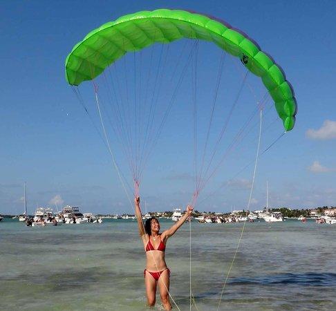 12 Kiteboarding