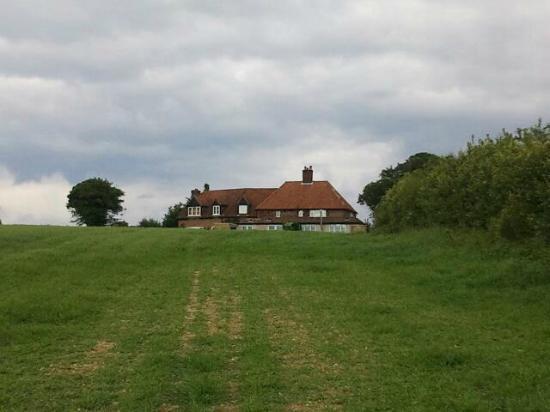 Stourview Cottage Pamperd Days & Nights: Views whilst walking