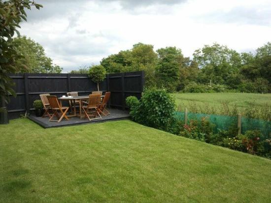 Stourview Cottage Pamperd Days & Nights: Private Garden