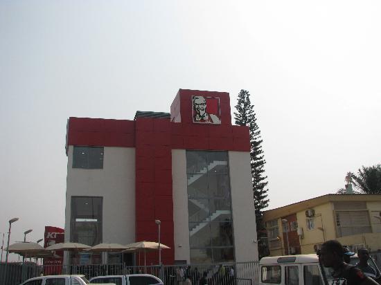 KFC : Visão lateral