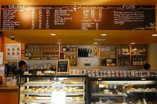 Aroma Cafe And Bakery