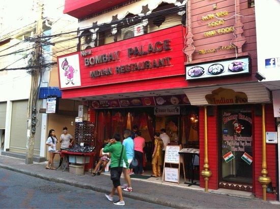 New bombay palace bang lamung coment rios de for Restaurant vista palace