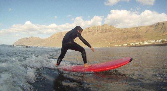 Escuela de surf Kaboti Lanzarote