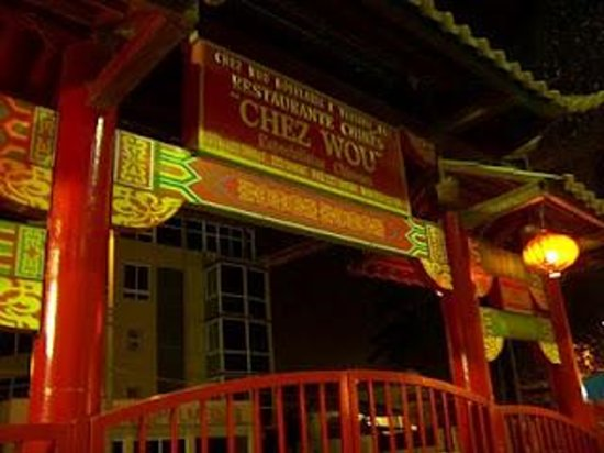 Chez Wou Foto