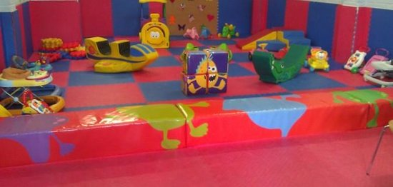 AJ'z Activity Centre: Under 3's