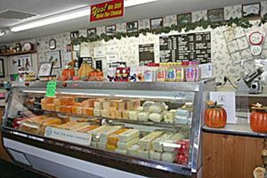 Gile Cheese Store Photo