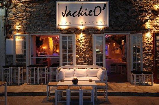 Jackie O' Bar Mykonos