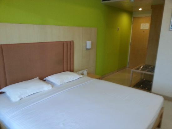 Hotel Ajanta: room