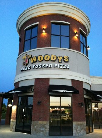 Woodys Pizza