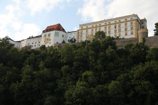 Jugendherberge Passau: View of the Museum that shares the grounds with the hostel