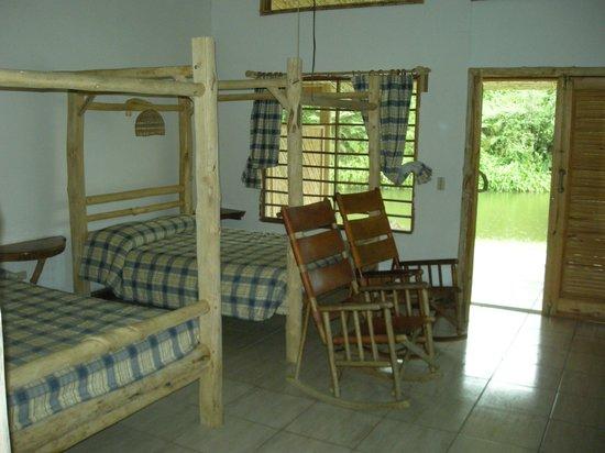 Hotel Hacienda Sueno Azul: habitación