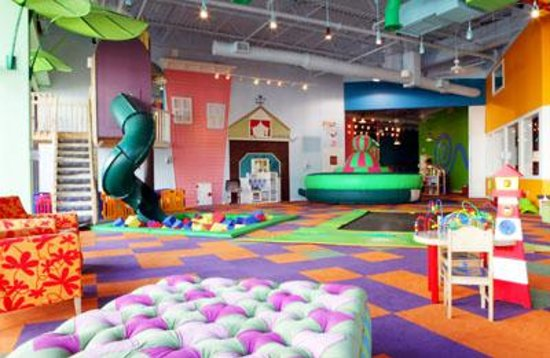Cool Beans Indoor Playground Amp Cafe Palm Beach Gardens