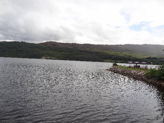 Caledonian Canal Visitor Centre: Loch Ness