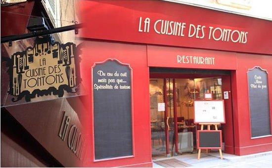 La Cuisine des Tontons, Grenoble  Restaurant Avis, Numéro de