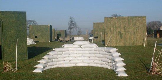 Battlefield Live Peterborough: Bunker