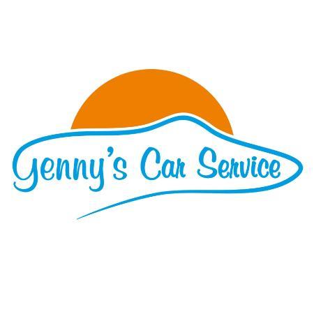 Genny's Car Service Logo