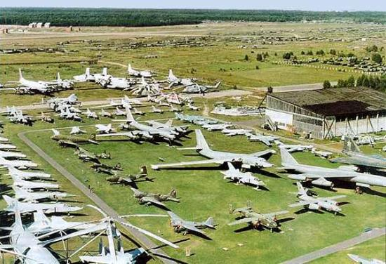 Russian Aviation Links Good Place 95