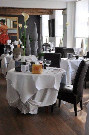 Tournai, Belgique : La Salle de restaurant