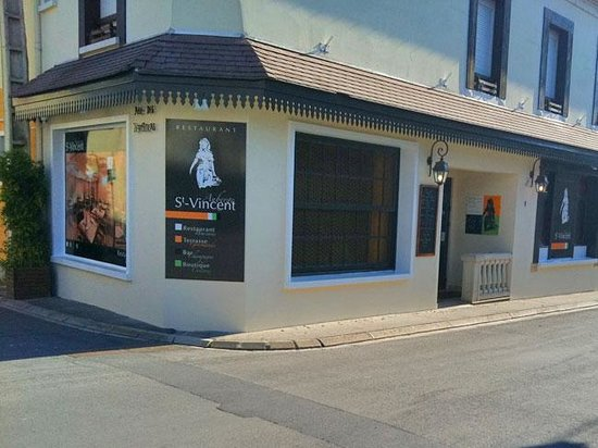 Ambonnay, Frankrike: ENTREE