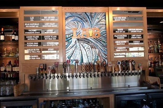 The LAB brewing co