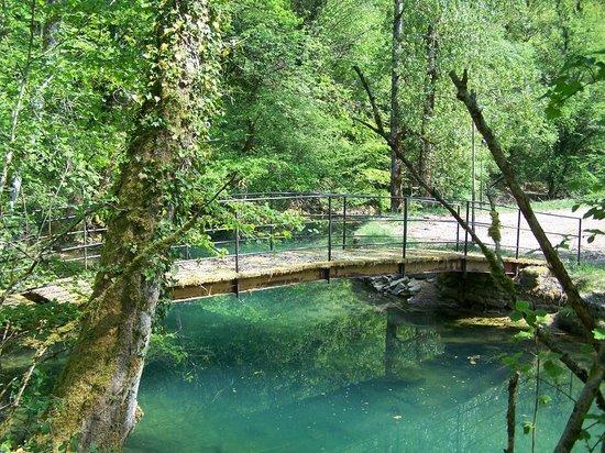 Foto de L'Auberge Des Trois Ponts