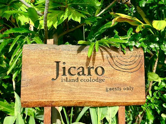 Jicaro Island Ecolodge Granada : our arrival at Jicaro