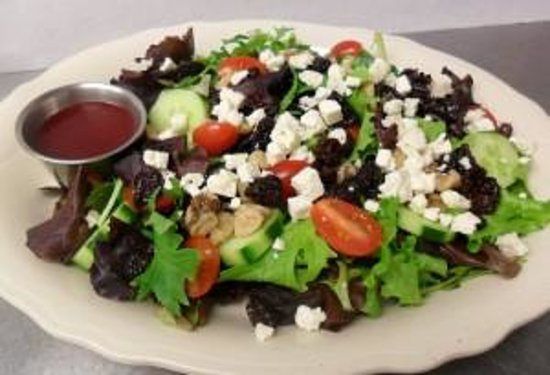 Xylo Bistro: Mixed Green Salad