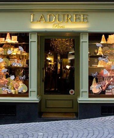 Laduree Lausanne