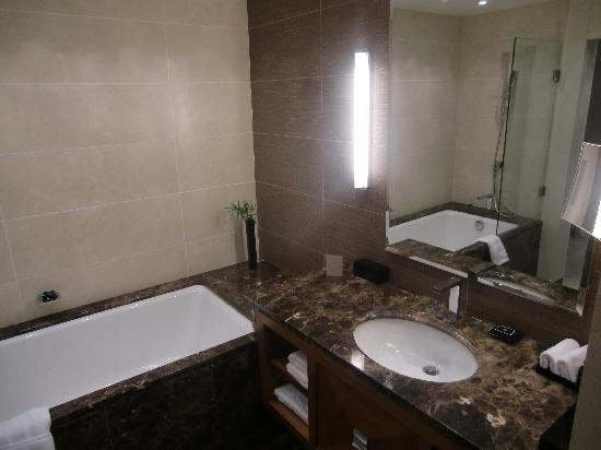 Sofitel Malabo Sipopo Le Golf: Bathroom
