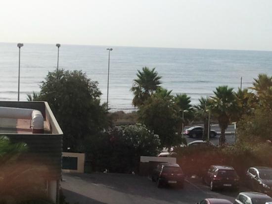 Ibis Budget Alicante: Vista desde la habitación