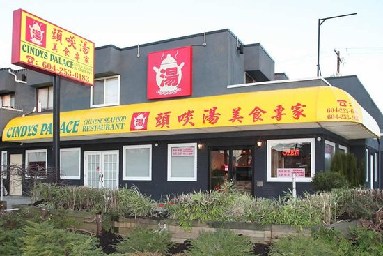 Cindy's Palace Chinese Seafood Restaurant