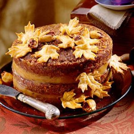 Mountain Pie and Cake Company: Our Pecan Pie Cake