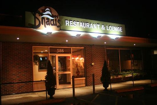Good Take Out Review Of Shadi S Restaurant North