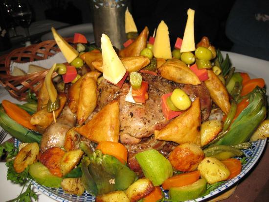 Dar Rbab: More yum