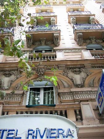 BEST WESTERN Hotel Riviera by HappyCulture: L'hôtel Riviera