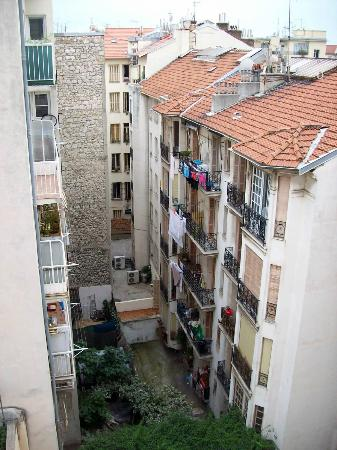 BEST WESTERN Hotel Riviera by HappyCulture: Vue de notre chambre
