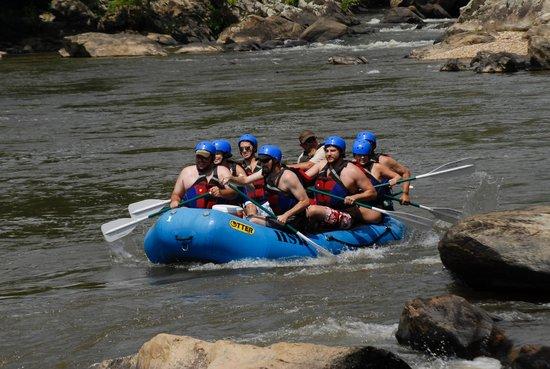 Hot Springs Rafting Co.